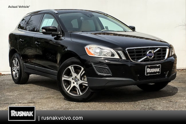 Used 2013 Volvo XC60 T6 SUV Los Angeles