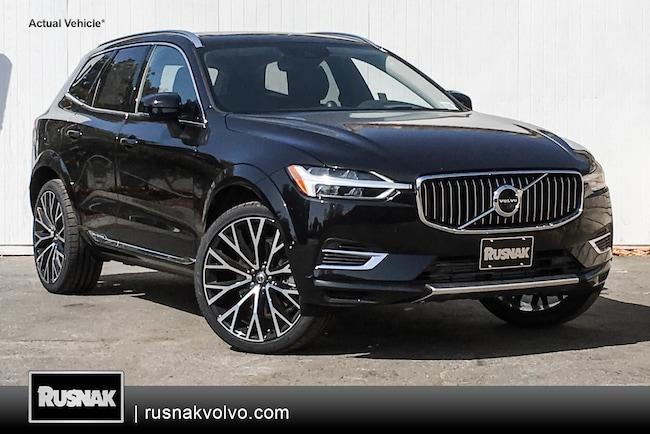 New 2018 Volvo XC60 Hybrid T8 Inscription SUV Los Angeles