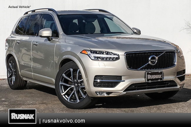 Certified Used 2016 Volvo XC90 T6 Momentum SUV Los Angeles