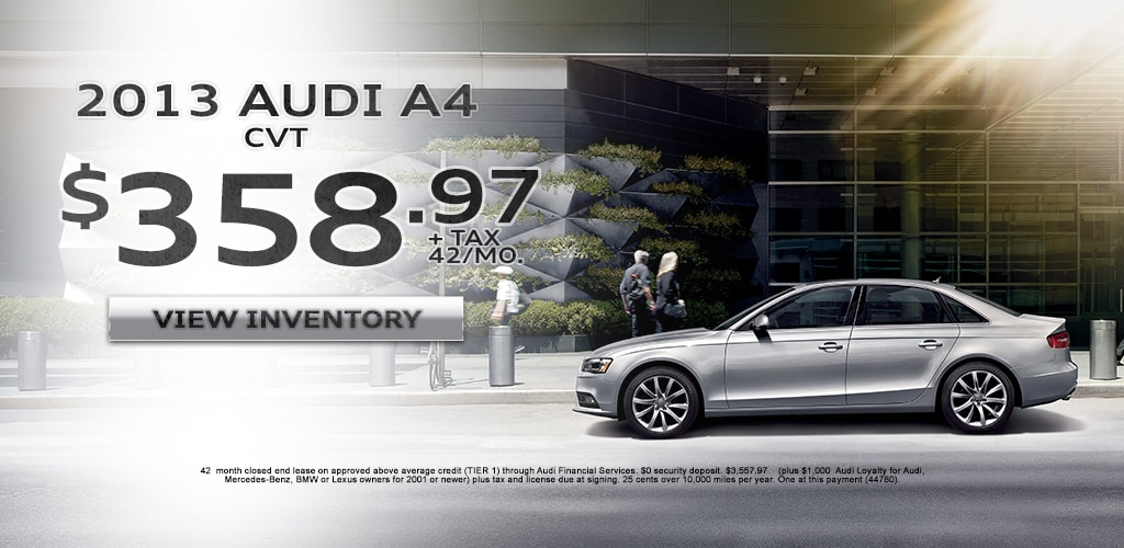 audi cars located in westlake