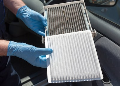 25% Off Replacement Cabin Air Filters