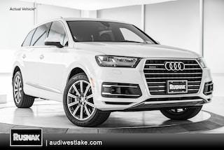 New 2019 Audi Q7 SUV Los Angeles, Southern California