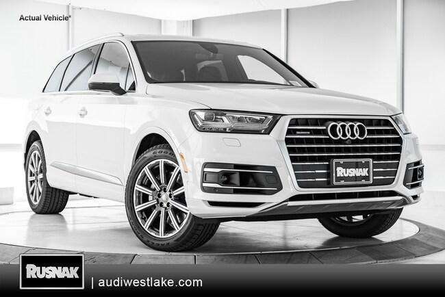 New 2019 Audi Q7 3.0T Premium Plus SUV For Sale Los Angeles California