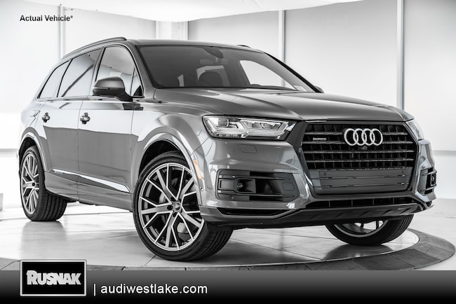 New 2019 Audi Q7 3.0T Prestige SUV For Sale Los Angeles California