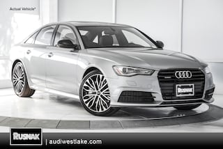 New 2018 Audi A6 2.0T Sport Sedan Los Angeles, Southern California