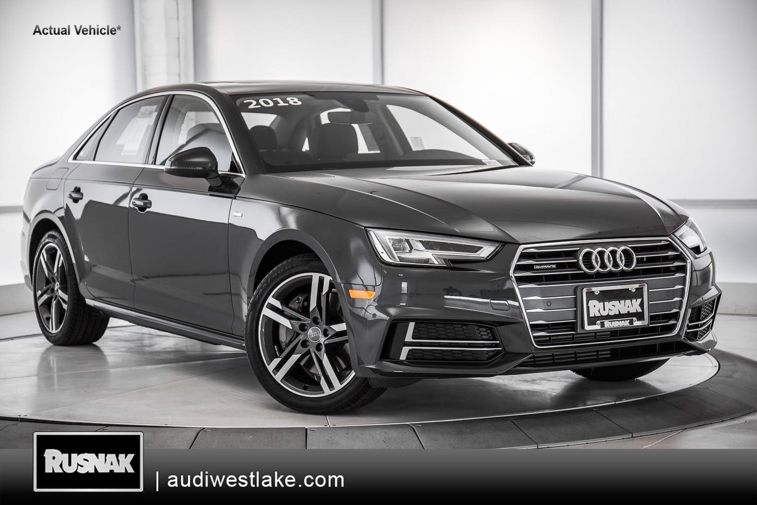 Certified Preowned Audi Dealership Westlake Village CA Preowned - Rusnak westlake audi