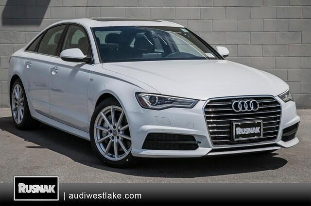 New 2018 Audi A6 2.0T Premium Sedan Los Angeles, Southern California