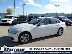 Certified Pre-Owned 2016 BMW 328i w/SULEV Sedan For Sale in West Bend, WI