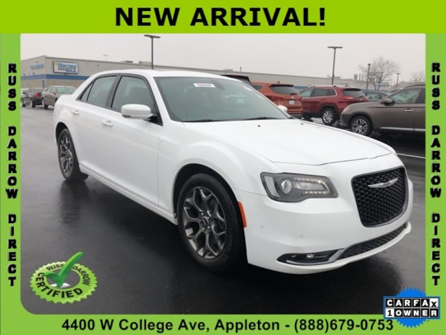 Used 2016 Chrysler 300 S Sedan For Sale in Milwaukee, WI