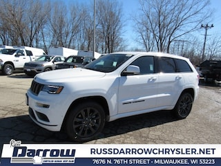 2019 Jeep Grand Cherokee HIGH ALTITUDE 4X4 Sport Utility For Sale in Milwaukee, WI