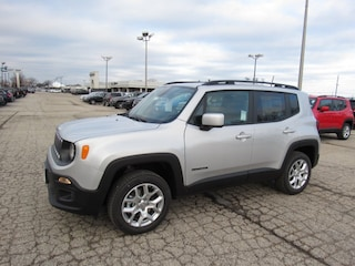 2018 Jeep Renegade LATITUDE 4X4 Sport Utility For Sale in Milwaukee, WI