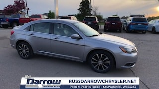 Used 2014 Chrysler 200 Limited Sedan For Sale in Milwaukee, WI