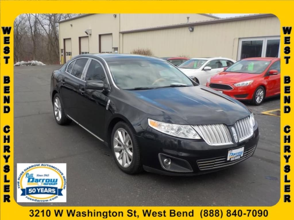 Lincoln Dealer Milwaukee >> Used 2011 Lincoln Mks Ecoboost For Sale In Milwaukee Wi Vin