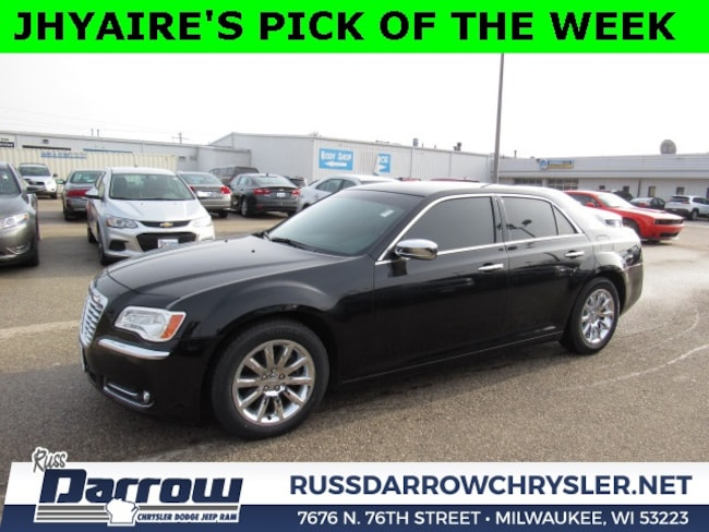 Used 2014 Chrysler 300C Base Sedan For Sale in Milwaukee, WI