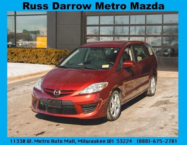 Used 2010 Mazda Mazda5 Sport For Sale in Milwaukee WI | VIN:  JM1CR2W33A0385135