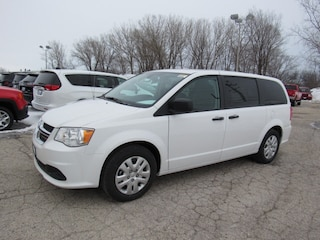 2019 Dodge Grand Caravan SE Passenger Van For Sale in Milwaukee, WI