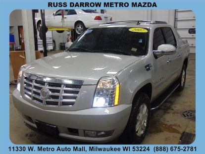 Used 2007 CADILLAC ESCALADE EXT Base For Sale in Milwaukee