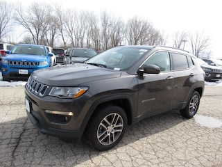 2019 Jeep Compass LATITUDE 4X4 Sport Utility For Sale in Milwaukee, WI