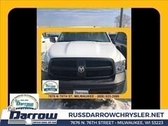 2019 Ram 1500 CLASSIC TRADESMAN REGULAR CAB 4X4 8' BOX Regular Cab For Sale in West Bend, WI