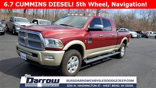 Used 2014 Ram 2500 Longhorn Truck Mega Cab For Sale in Milwaukee, WI