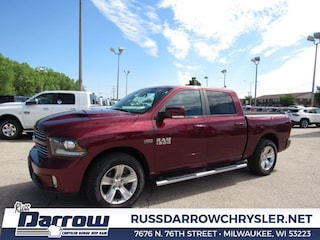 Used 2017 Ram 1500 Sport Truck Crew Cab For Sale in Milwaukee, WI