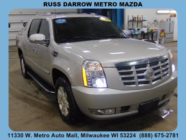 Used 2007 Cadillac Escalade Ext Base For Sale In Milwaukee Wi Vin