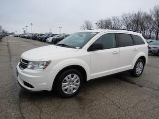 2018 Dodge Journey SE Sport Utility For Sale in Milwaukee, WI