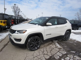 2019 Jeep Compass HIGH ALTITUDE 4X4 Sport Utility For Sale in Milwaukee, WI