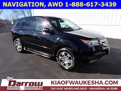 Used  2008 Acura MDX 3.7L Technology Package w/Power Tailgate SUV For Sale in West Bend, WI