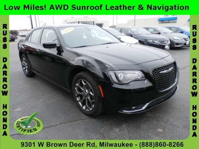 Used 2015 Chrysler 300 S Sedan For Sale in Milwaukee, WI