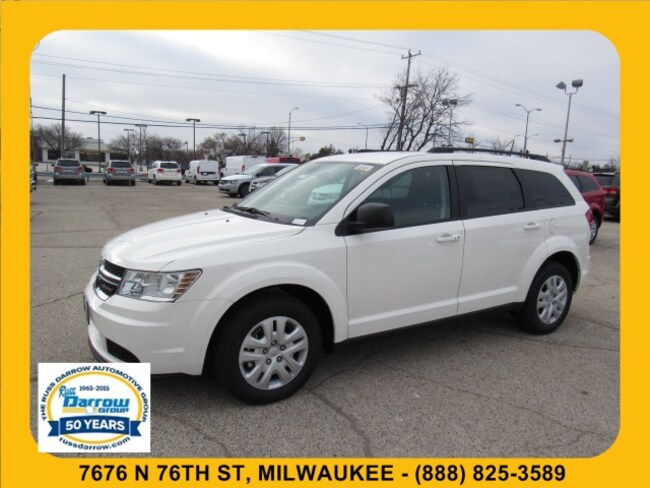 2018 Dodge Journey SE Sport Utility For Sale in Milwaukee, WI