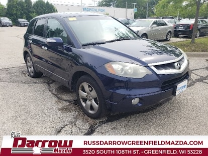 Used 2007 Acura RDX Base w/Technology Package For Sale