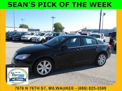 Used 2012 Chrysler 200 LX Sedan For Sale in Milwaukee, WI