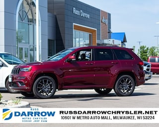 2020 Jeep Grand Cherokee HIGH ALTITUDE 4X4 Sport Utility For Sale in Milwaukee, WI