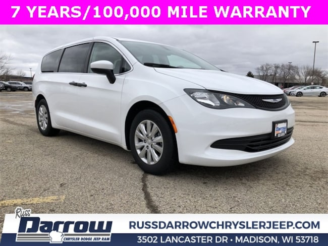 Used 2018 Chrysler Pacifica L Van For Sale in Milwaukee, WI