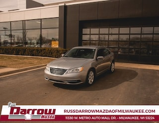 Used 2013 Chrysler 200 LX Sedan For Sale in Milwaukee, WI