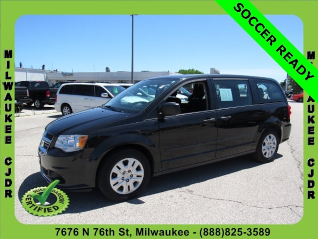 2016 Dodge Grand Caravan AVP/SE Van For Sale in Madison, WI