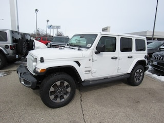 2019 Jeep Wrangler UNLIMITED SAHARA 4X4 Sport Utility For Sale in Milwaukee, WI
