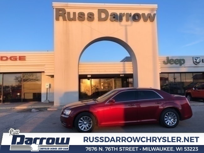 Used 2014 Chrysler 300 Base Sedan For Sale in Milwaukee, WI