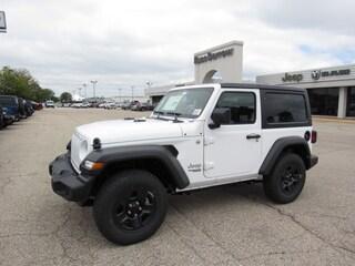 2018 Jeep Wrangler SPORT 4X4 Sport Utility For Sale in Milwaukee, WI