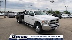 2018 Ram 3500 TRADESMAN CREW CAB CHASSIS 4X4 172.4 WB Crew Cab For Sale in Madison, WI