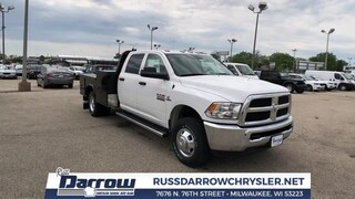 2018 Ram 3500 TRADESMAN CREW CAB CHASSIS 4X4 172.4 WB Crew Cab For Sale in Milwaukee, WI