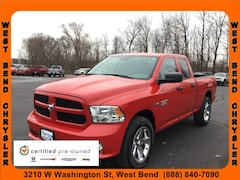 Used 2018 Ram 1500 ST Truck Quad Cab For Sale in Milwaukee, WI