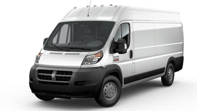 2018 Ram ProMaster 3500 CARGO VAN HIGH ROOF 159 WB EXT Extended Cargo Van For Sale in Milwaukee, WI