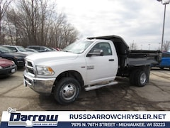 2018 Ram 3500 TRADESMAN CHASSIS REGULAR CAB 4X4 143.5 WB Regular Cab For Sale in Madison, WI