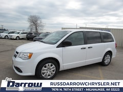 2019 Dodge Grand Caravan SE Passenger Van For Sale in West Bend, WI