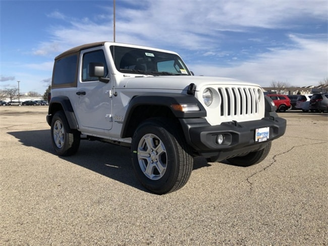 2019 Jeep Wrangler SPORT S 4X4 Sport Utility For Sale in Madison, WI