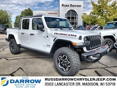 2021 Jeep Gladiator RUBICON 4X4 Crew Cab For Sale in Madison, WI