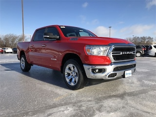 2019 Ram 1500 BIG HORN / LONE STAR CREW CAB 4X4 5'7 BOX Crew Cab For Sale in Madison, WI