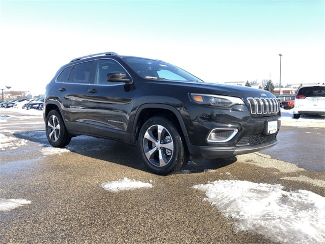 2019 Jeep Cherokee LIMITED 4X4 Sport Utility For Sale in Madison, WI